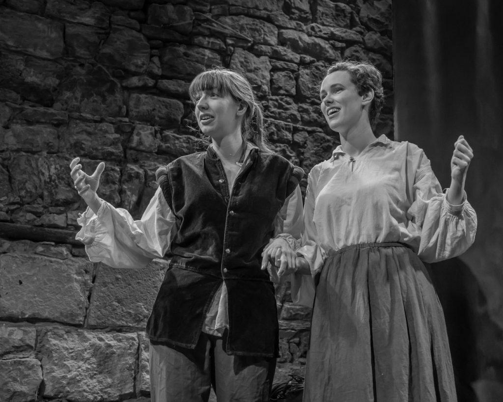 Impromptu Shakespeare - Edinburgh Fringe 2018