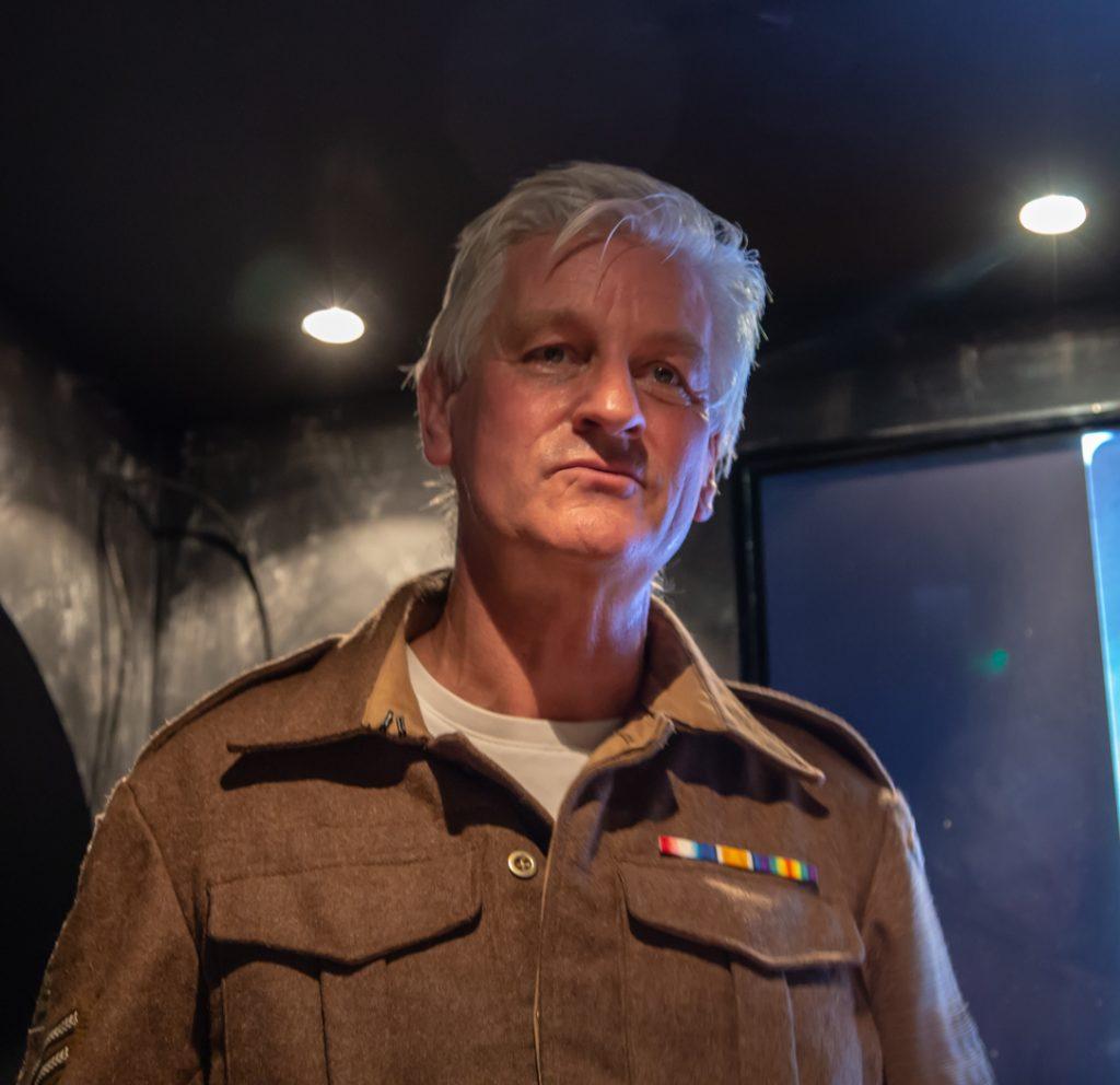 Julian Dutton - Edinburgh Fringe 2018